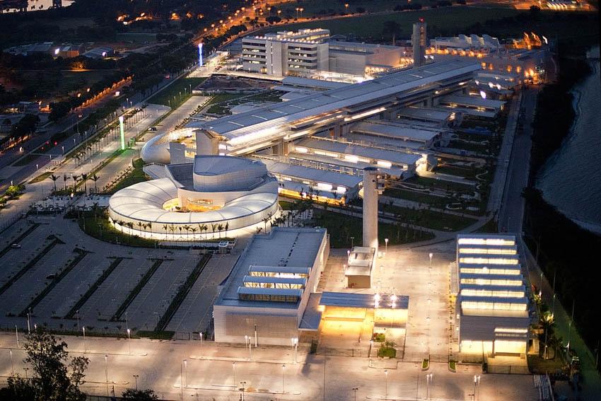 CIPD Centro Integrado de Processamento de Dados no Complexo CENPES -  Rio de Janeiro/RJ