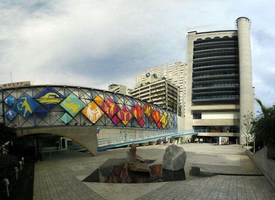 SESC – VILA MARIANA - 250TR – São Paulo/SP