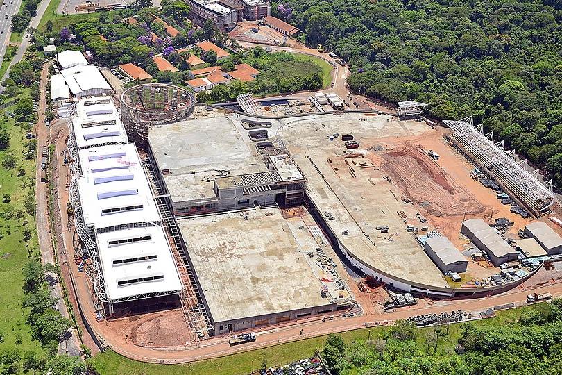 CENTRO PARALIMPICO – 1000 TR - SÃO PAULO/SP