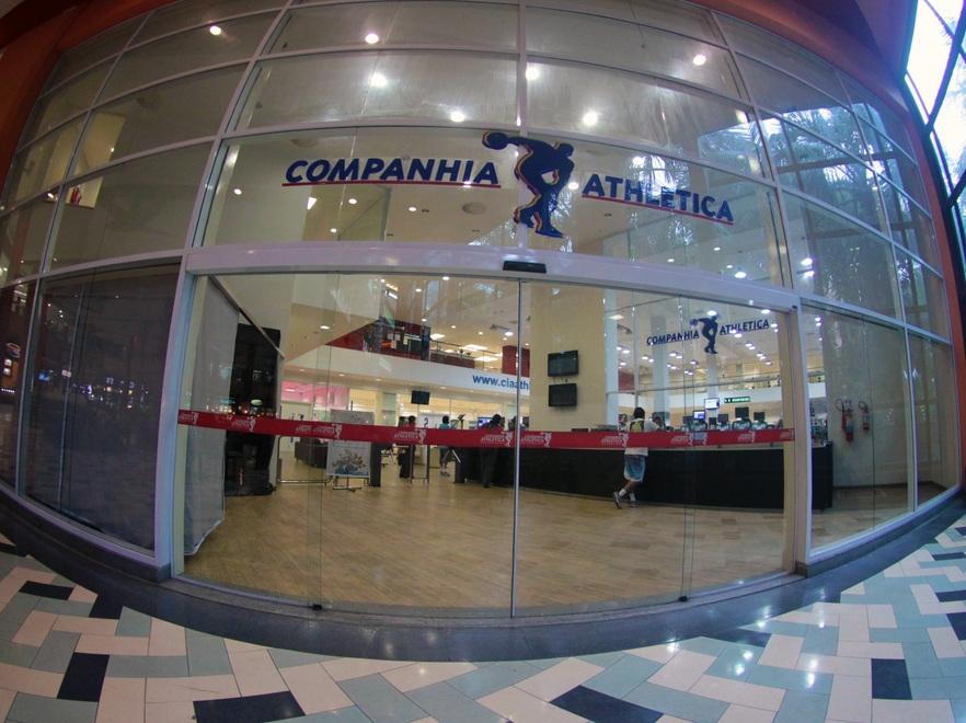 COMPANHIA ATHETICA – MANAUS/AM